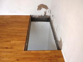 deckendurchbruch effektive moeglichkeit zur verbindung von wohnetagen frag den architekt. Black Bedroom Furniture Sets. Home Design Ideas